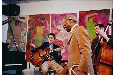 With Joe Wilder and Joe Peterson